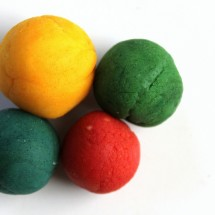 DIY Art Materials: Homemade Playdough