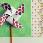 DIY Toy: Pinwheels