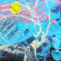 Science & Art for Kids: Salt Pendulum