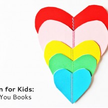 Art & Design for Kids: I Love You Books