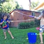100 Days of Play: Water Fun Part 2
