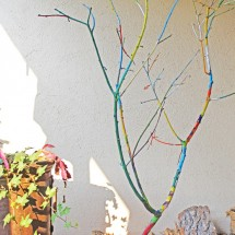 Art & Design for Kids: Rainbow Tree