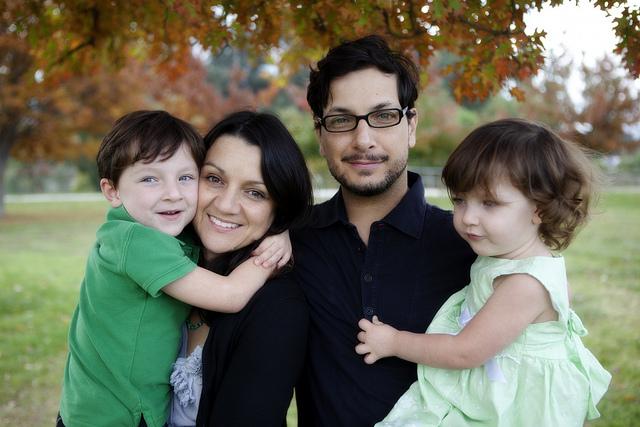 Dziengel family