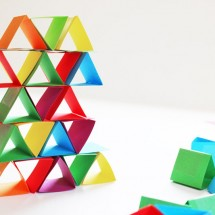 Science & Engineering for Kids: Paper Building Blocks