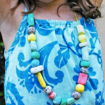 Science & Design for Kids: Seed Bomb Necklaces