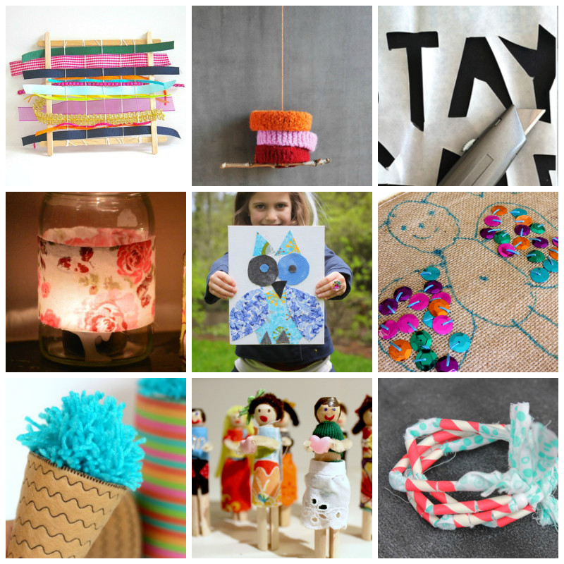 kids fabric crafts
