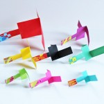 DIY Toy: Paper Helicopter