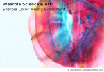 Wearable Science & Art: Sharpie Tie Dye