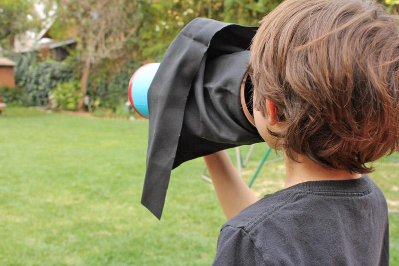 DIY Camera Obscura