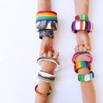 Design for Kids: 6 Polymer Clay Bracelets