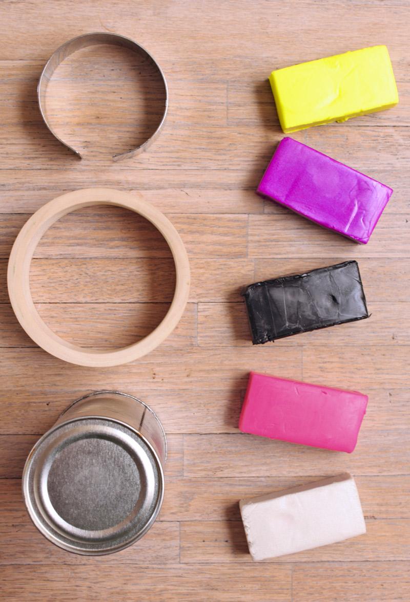 5 Polymer Clay Bracelets
