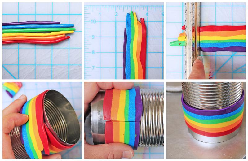 Polymer Clay Tutorial 6 Ways To Make Clay Bracelets