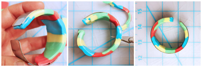 Learn how to make polymer clay bracelets with 6 easy tutorials. Perfect for kids AND adults!
