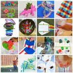 Plastic Crafts for Kids & More in May!