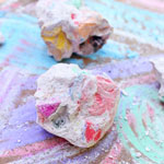 Thumbnail image for Art for Kids: Chalk Rocks