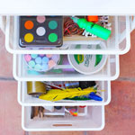 Thumbnail image for Tinkerlab: A Hands-on Guide for Little Inventors Inspires Our Indoor/Outdoor Art Cart