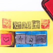 Design for Kids: DIY Stamps