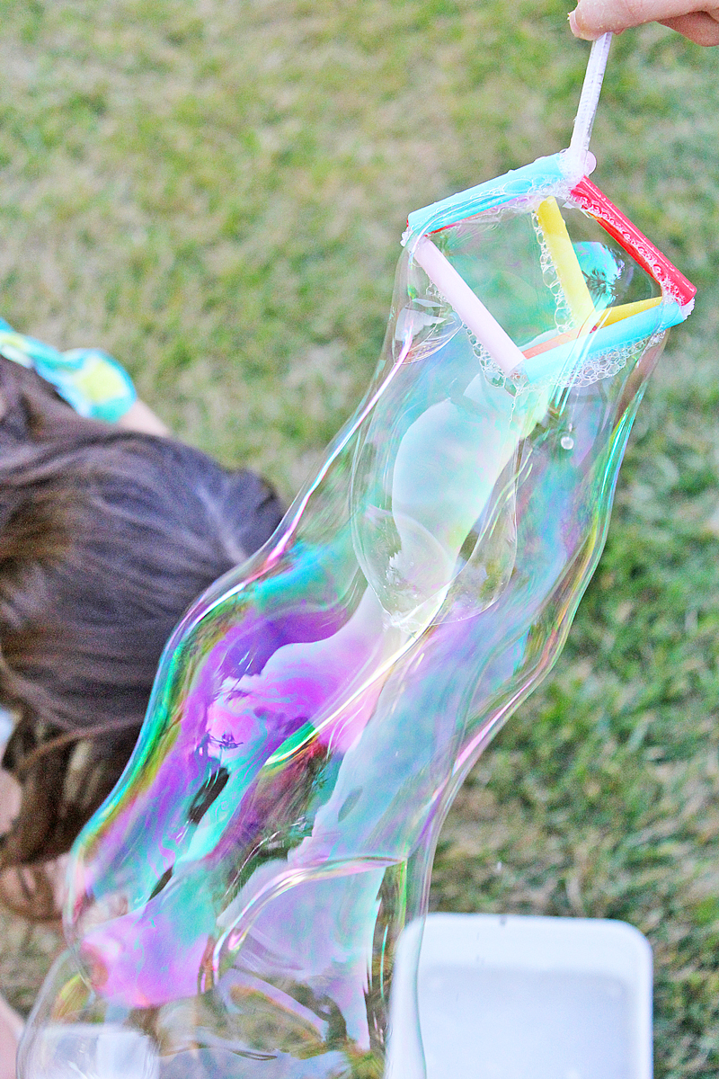 Bubble Crafts For Toddlers