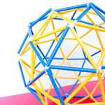 Engineering for Kids: Straw Geodesic Dome & Sphere