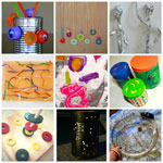 Thumbnail image for Materials Series: 18 Metal Projects for Kids