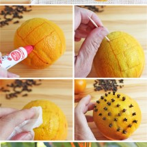 Design for Kids: Citrus Pomanders