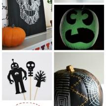 13 DIY Halloween Decorations {for Design Geeks}