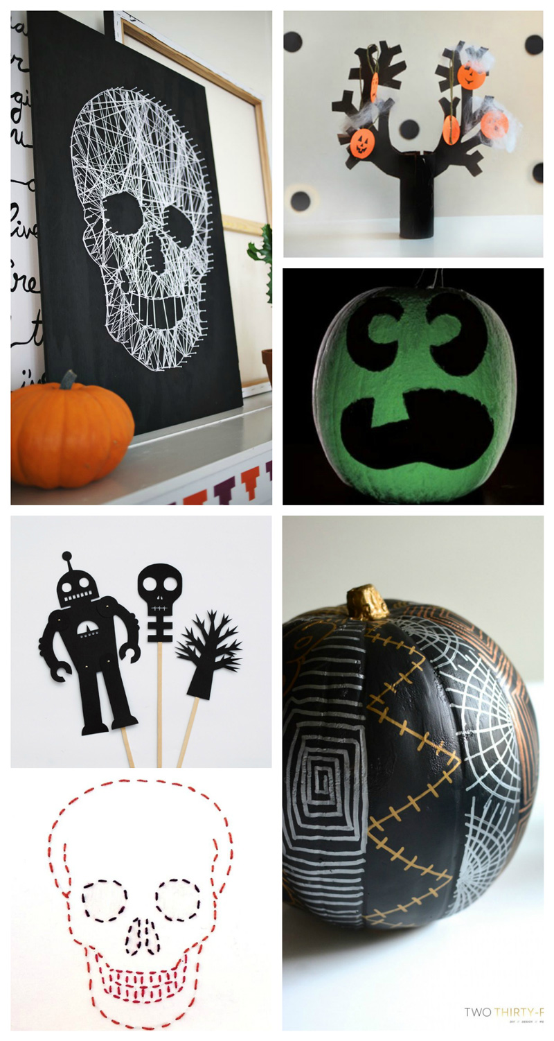 DIY Halloween Decorations For Design