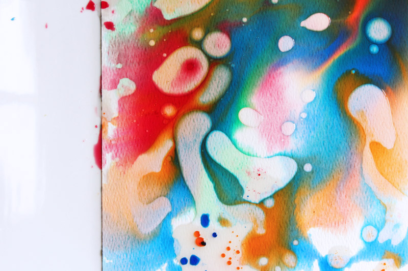 Easy Art Projects for Kids: Watercolors & Oil