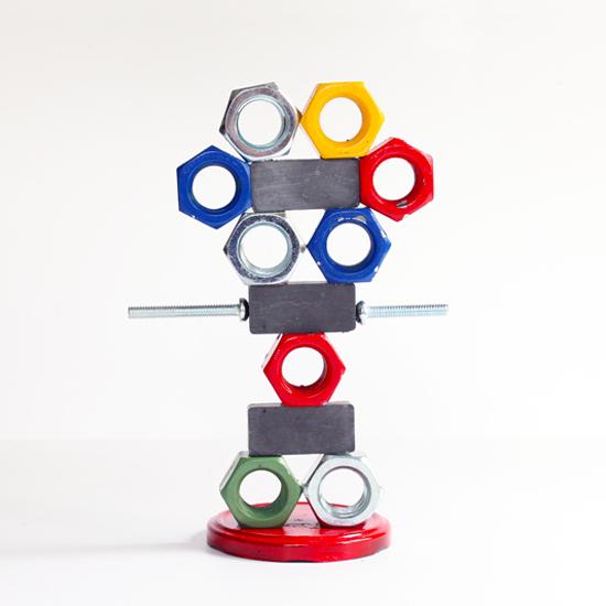 Executive Magnetic Sculptures