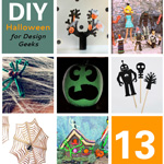 Thumbnail image for 13 DIY Halloween Decorations {for Design Geeks}