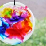 Art for Kids: Cosmic Suncatchers