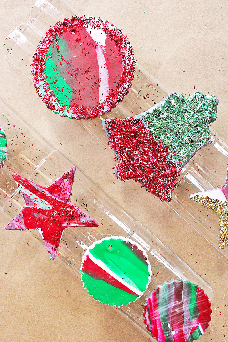 3 Ways To Make Homemade Christmas Ornaments With Polymer Clay