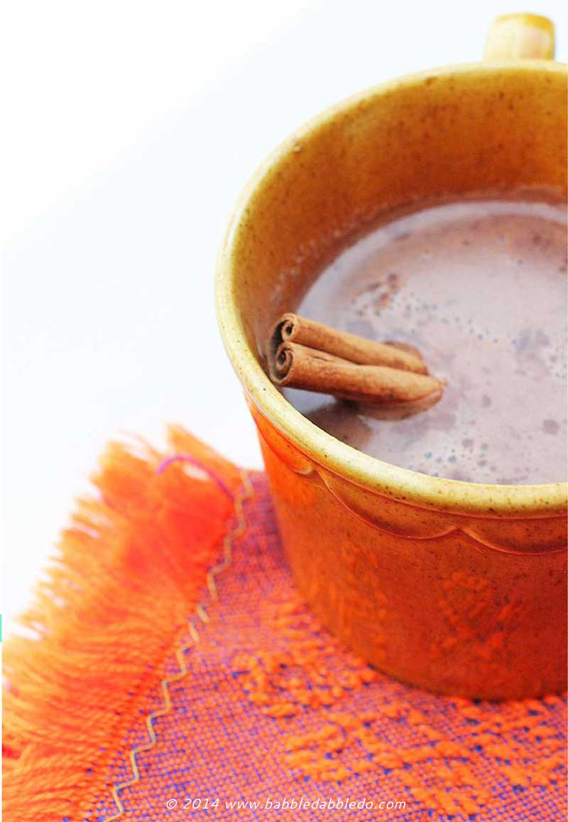 how to make traditional mexican hot chocolate