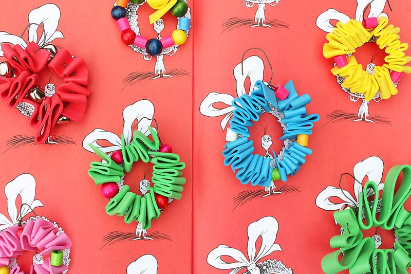 easy crafts ideas ornaments how the grinch stole 1930