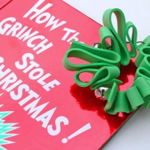 Homemade Ornaments   How The Grinch Stole Christmas