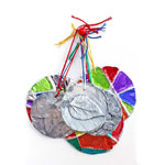Thumbnail image for Homemade Christmas Ornaments | 5-Minute Embossed Ornaments