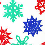 Thumbnail image for Sticky Snowflakes