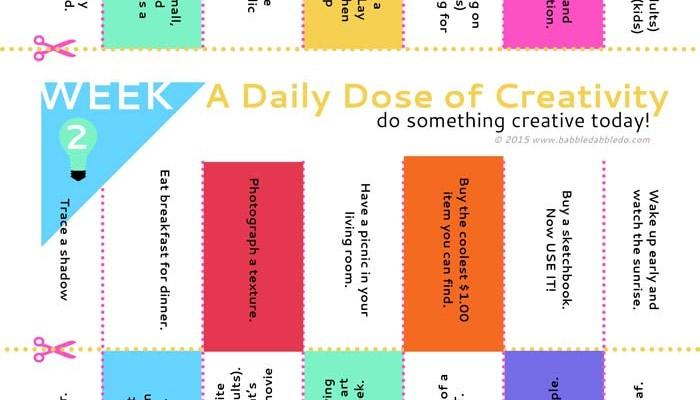 42 Creative Ideas for Families