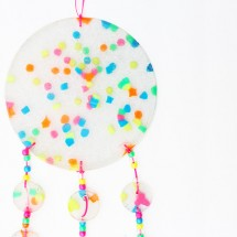 Dreamy Suncatchers for Kids Inspired by The Artful Year