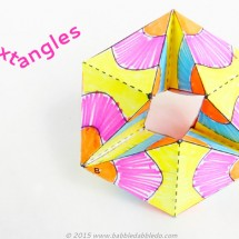 Paper Toy: Flextangles