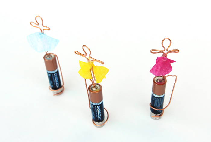 Steam Project Tiny Dancers A Homopolar Motor