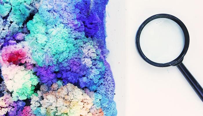 Science for Kids: DIY Crystal Landscapes