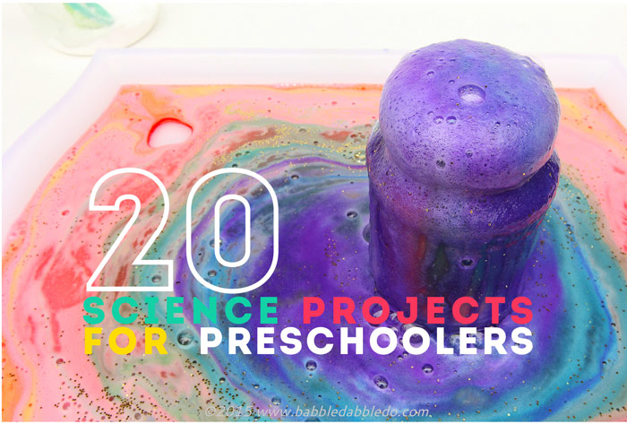 preschool science experiment 20 science projects for preschoolers 482
