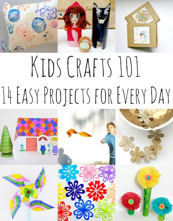 Kids Crafts 101