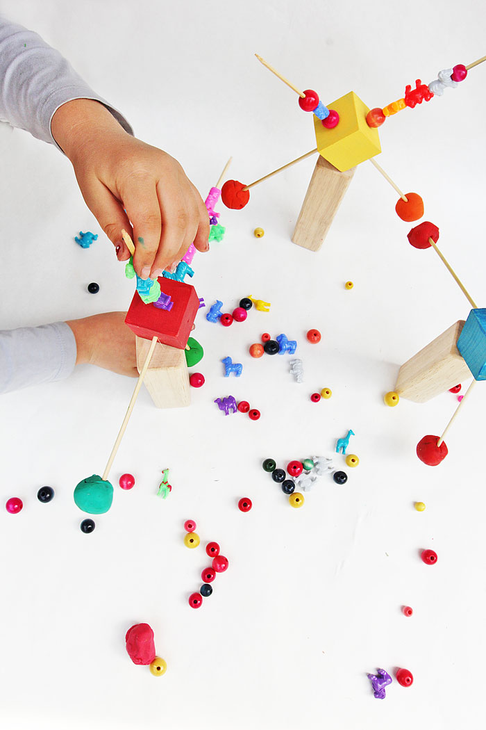 Make a homemade balance toy and explore the concept of equilibrium.
