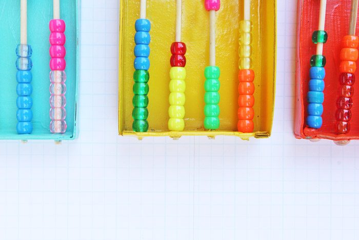 Learn how to make and use a simple DIY abacus.