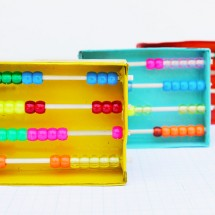 DIY Abacus for Kids