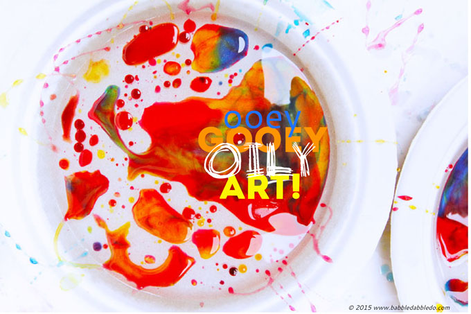 Easy process art idea that explores several scientific concepts. Great way to introduce kids to scientific ideas through creative play.
