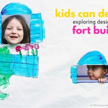 Exploring the Design Process Through Fort Building