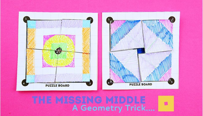 Math Game for Kids: The Missing Middle